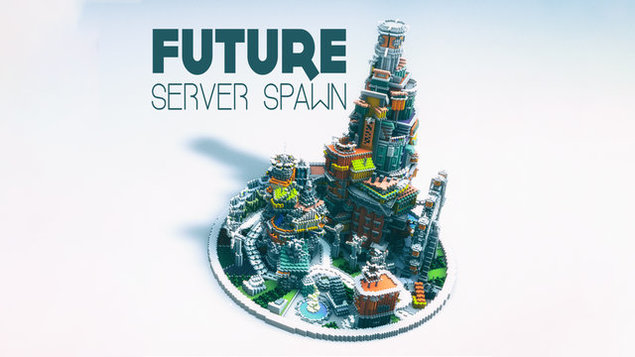 Minecraft Server Spawn – Future