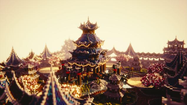 发现 - a oriental hub