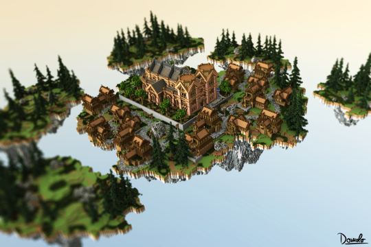 Store for Minecraft Maps and Templates | Chunkfactory