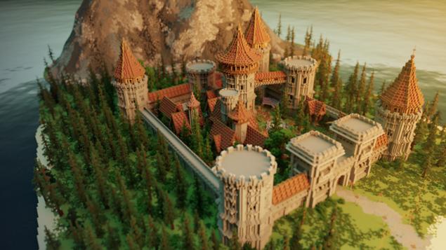 Maniskia - Medieval Server HUB