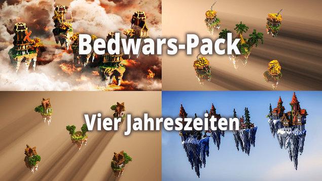 Bedwars-Pack [Vier Jahreszeiten] 2x4/3x4