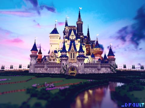 Disney - Castle | [Serverlobby]