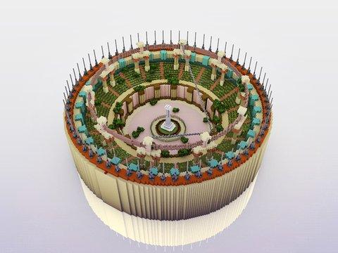 pvp arena schematic