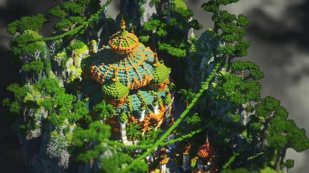 Jungle-Temple Spawn