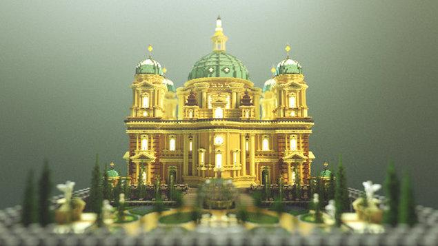 Berliner Dom Hub