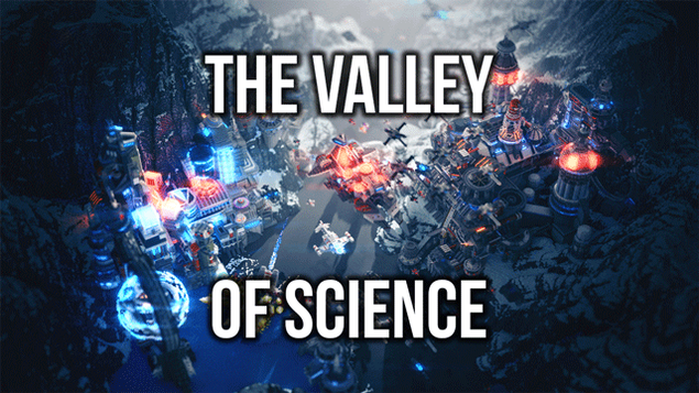 The Valley of Science